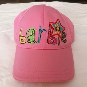 Barbie kids cap